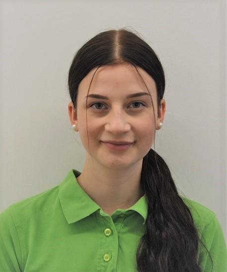 Zahnärztliche Assistentin in Ausbildung Rosalie